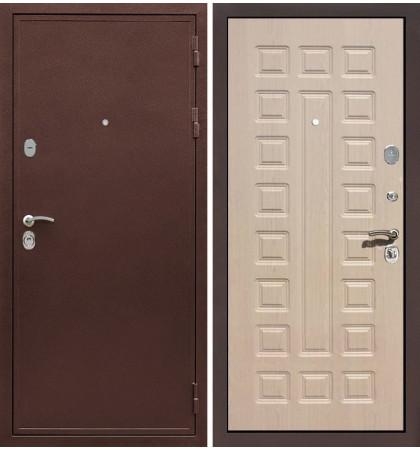 Входная дверь Цезарь 5А / Беленый дуб (панель №20)