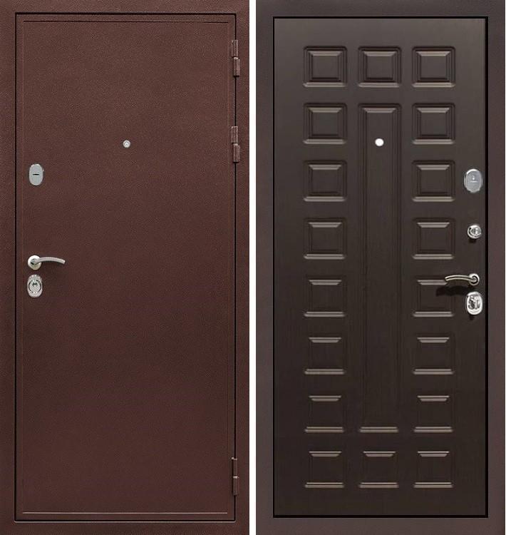 Входная дверь Цезарь 5А / Венге (панель №21)