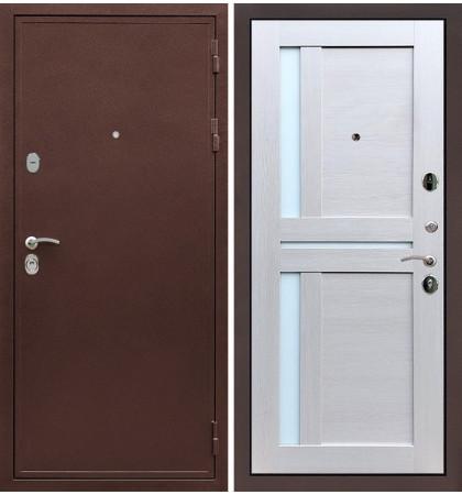 Входная дверь Цезарь 5А / Баджио Лиственница беж (панель №49)