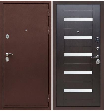 Входная дверь Цезарь 5А / Сицилио Венге (панель №51)