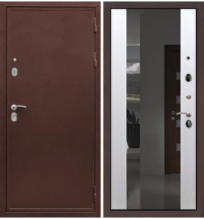 Входная дверь Цезарь 5А / Стиль Белый ясень (панель №61)
