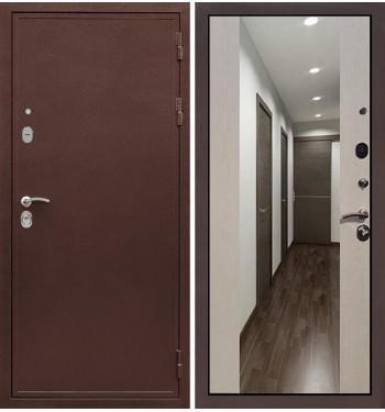 Входная дверь Цезарь 5А / Стиль Лиственница беж (панель №45)