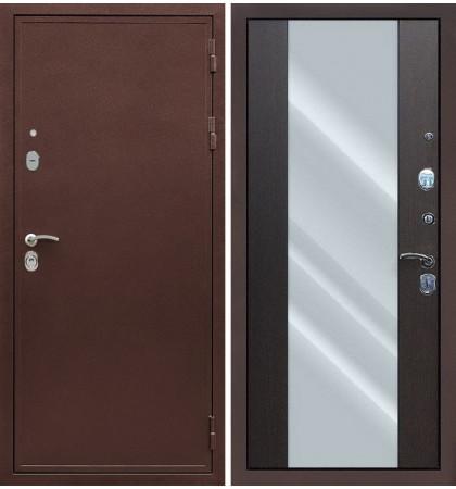 Входная дверь Цезарь 5А / Стиль Венге (панель №45)