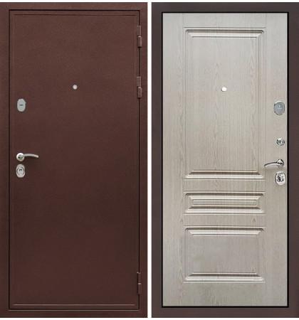 Входная дверь Цезарь 5А / Беленый дуб (панель №94)