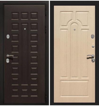 Входная дверь Гладиатор / Беленый дуб (панель №25)