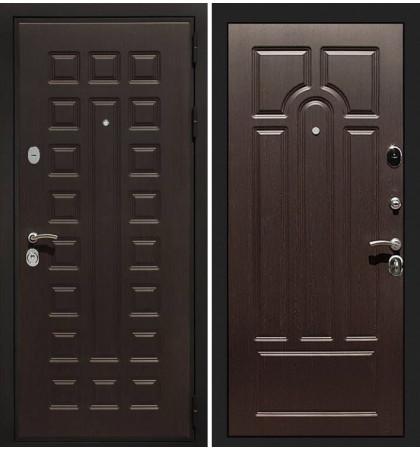 Входная дверь Гладиатор / Венге (панель №32)