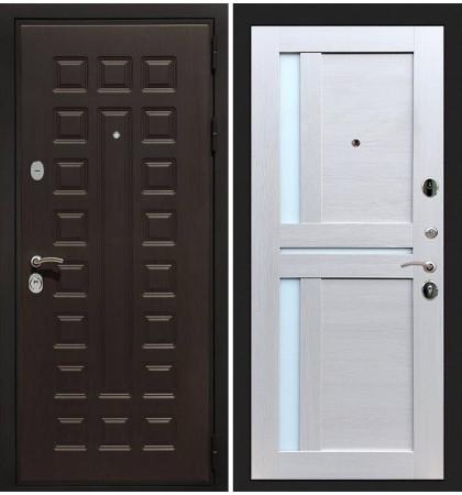 Входная дверь Гладиатор / Лиственница беж (панель №49)