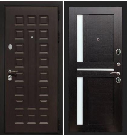 Входная дверь Гладиатор / Венге (панель №35)