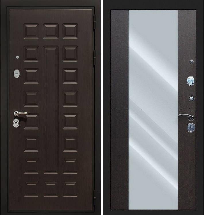 Входная дверь Гладиатор / Стиль Венге (панель №45)