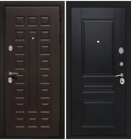 Входная дверь Гладиатор / Венге (панель №94)