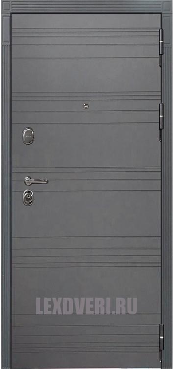 Дверь Лекс Легион Софт графит