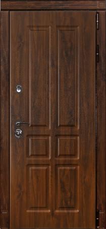 Дверь Лекс Сенатор 11 Дуб темный VINORIT