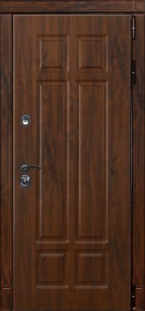 Дверь Лекс Сенатор 14 Дуб темный VINORIT