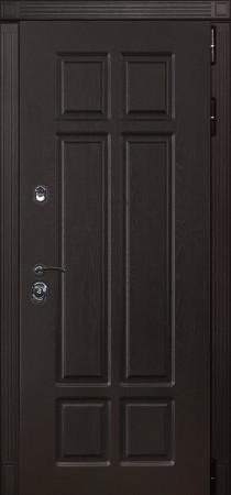 Дверь Лекс Сенатор 15 Ясень шоколадный