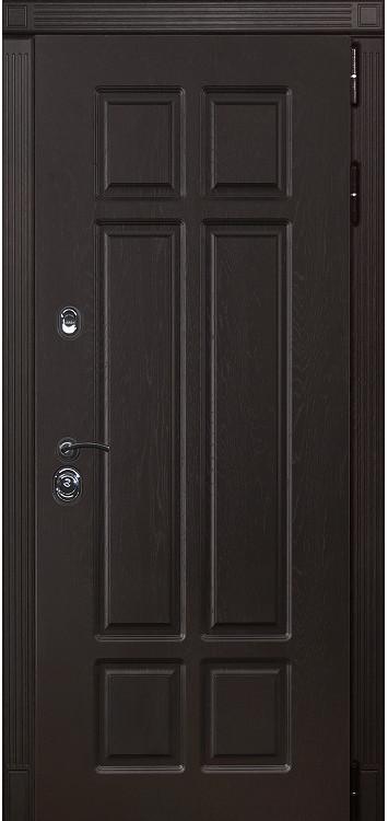Дверь Лекс Легион 15 Ясень шоколадный
