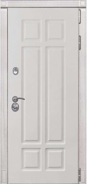 Дверь Лекс Легион 16 Белый снег софт