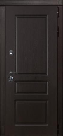 Дверь Лекс Сенатор 18 Ясень шоколад