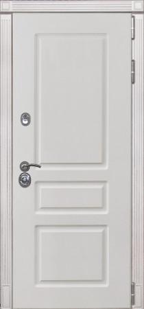 Дверь Лекс Сенатор 19 Белый снег софт