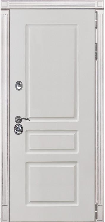 Дверь Лекс Легион 19 Белый снег софт
