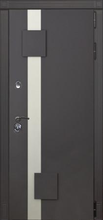 Дверь Лекс Легион 20 Графит софт
