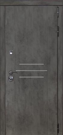 Дверь Лекс Сенатор 22 Бетон темный