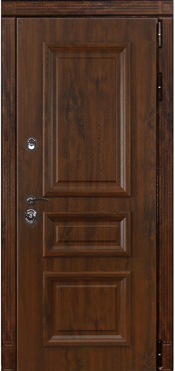 Дверь Лекс Легион 24 Дуб темный багет