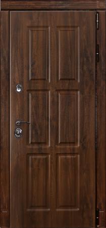 Дверь Лекс Сенатор 8 Темный дуб VINORIT