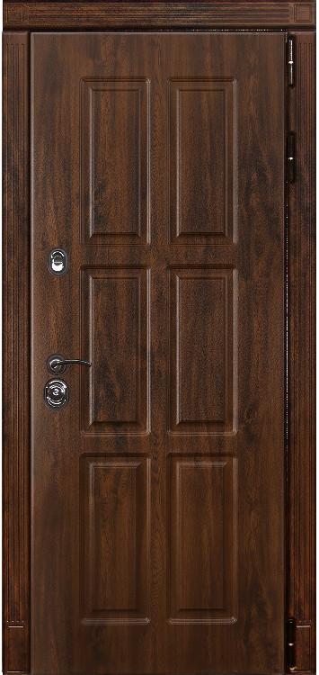 Дверь Лекс Легион 8 Дуб темный
