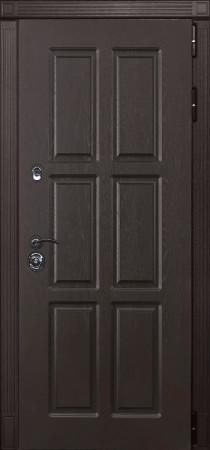 Дверь Лекс Сенатор 9 Ясень шоколад
