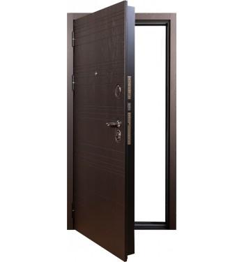 Дверь Лекс Легион Ясень Шоколадный