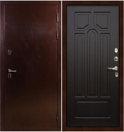 Входная дверь с терморазрывом Сибирь 3К / Венге (панель №32)