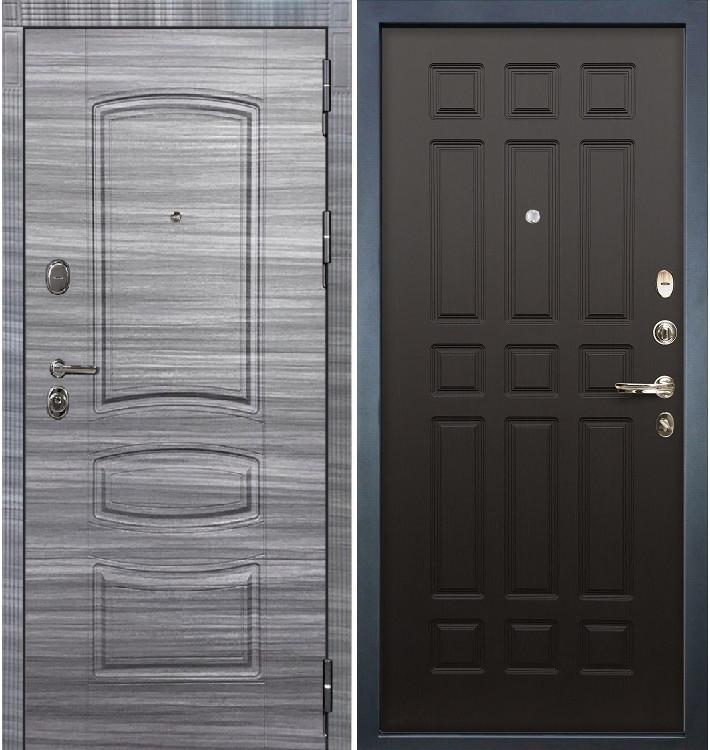 Входная дверь Легион Сандал серый / Венге (панель №29)