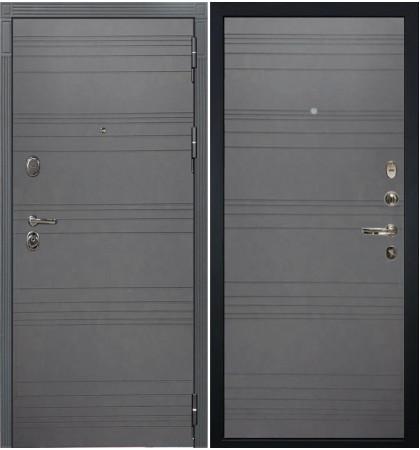Входная дверь Легион Графит софт / Графит софт (панель №70)