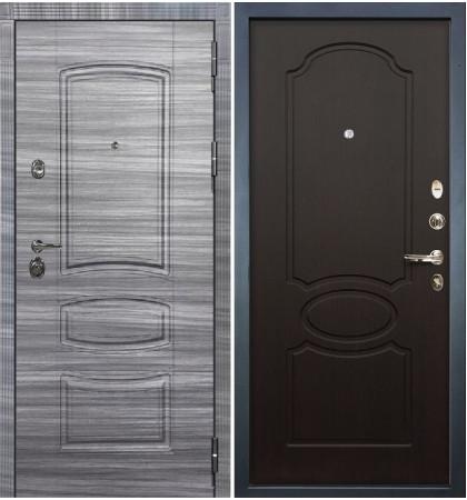 Входная Дверь Сенатор 3К Сандал серый / Венге (панель №13)