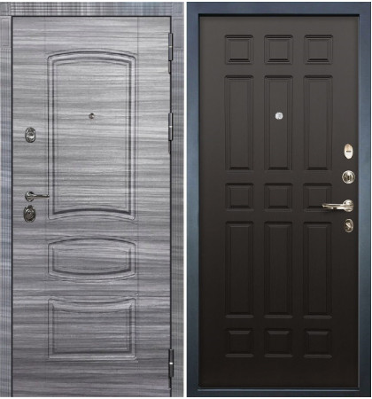 Входная Дверь Сенатор 3К Сандал серый / Венге (панель №29)