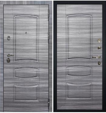 Входная Дверь Сенатор 3К Сандал серый / Сандал серый (панель №69)