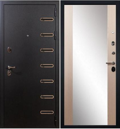 Входная дверь Витязь / Стиль Беленый дуб (панель №45)