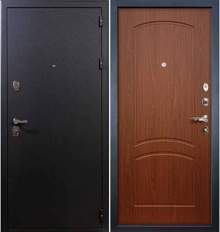 Входная дверь Рим / Береза мореная (панель №11)