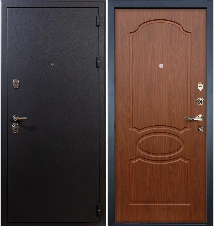 Входная дверь Рим / Береза мореная (панель №12)
