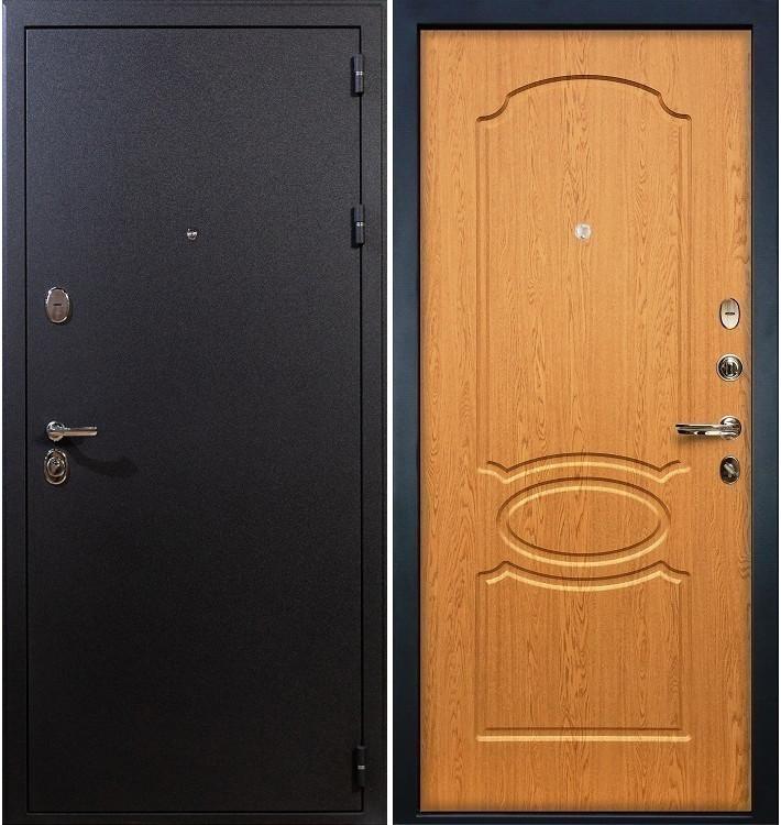 Входная дверь Рим / Дуб натуральный (панель №15)