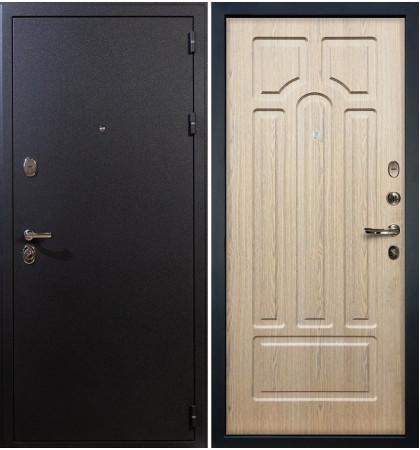 Входная дверь Рим / Беленый дуб (панель №25)