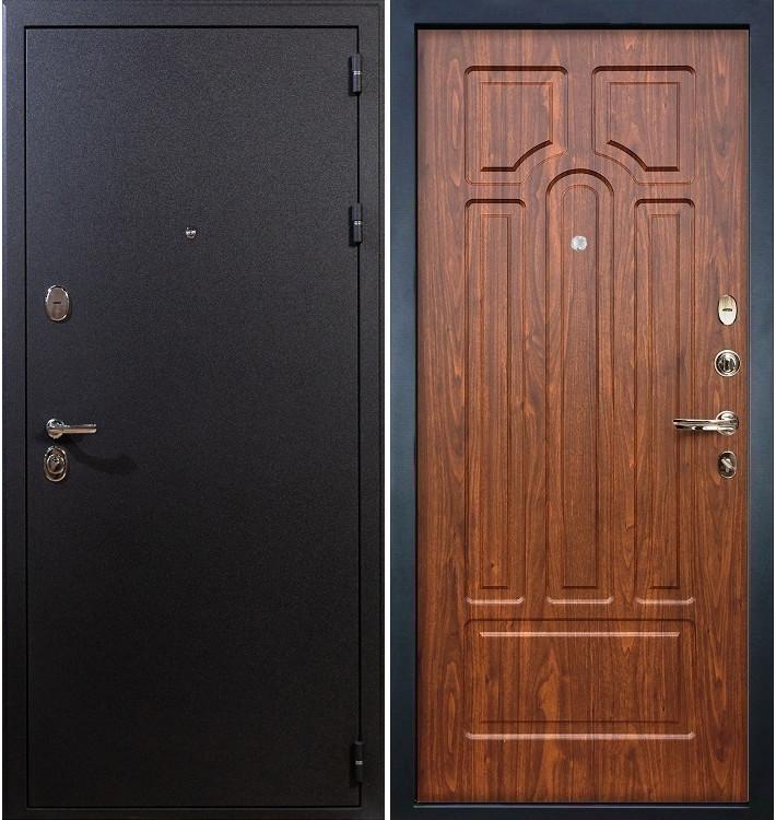 Входная дверь Рим / Береза мореная (панель №26)