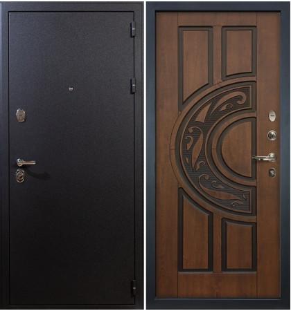 Входная дверь Рим / Голден патина (панель №27)