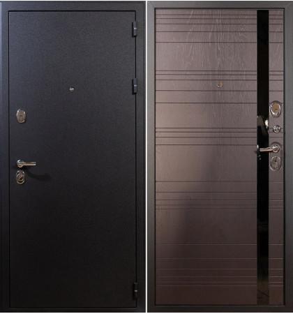 Входная дверь Рим / Ясень шоколадный (панель №31)