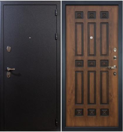 Входная дверь Рим / Голден патина (панель №33)