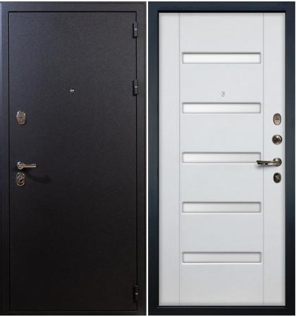 Входная дверь Рим / Белый ясень (панель №34)