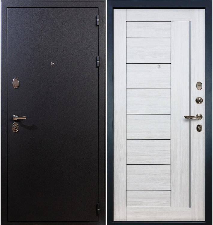 Входная дверь Рим / Верджиния Беленый дуб (панель №38)