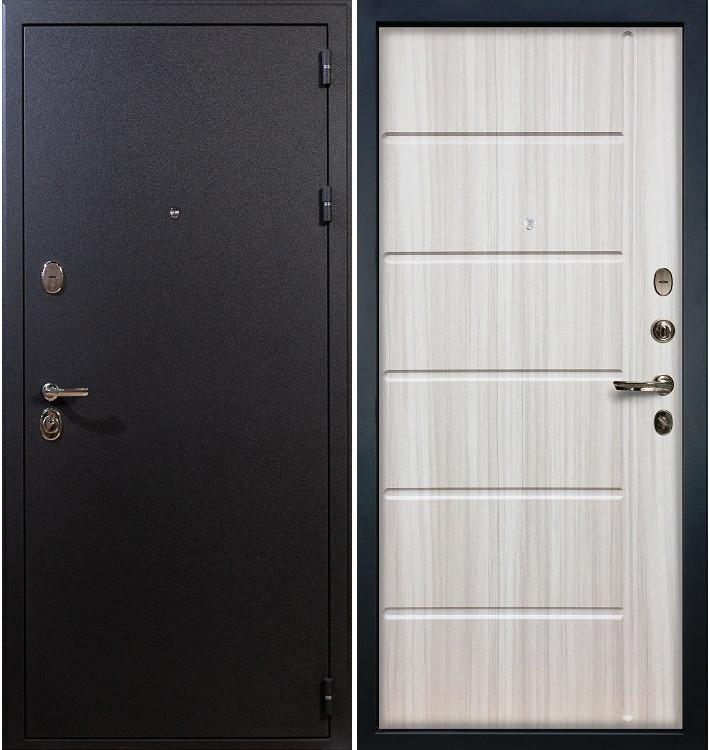 Входная дверь Рим / Сандал белый (панель №42)