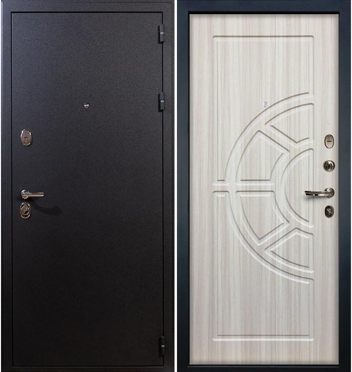 Входная дверь Рим / Сандал белый (панель №44)