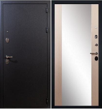 Входная дверь Рим / Стиль Беленый дуб (панель №45)